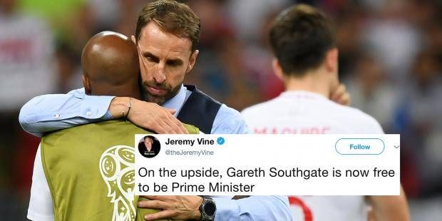World Cup 2018 13 of the best memes from England vs Croatia