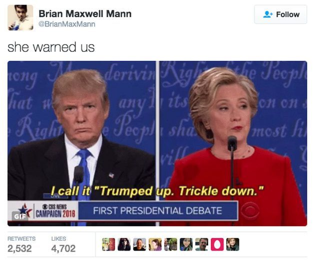 Hillary Warned Us
