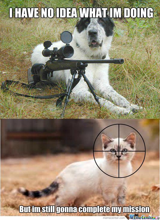 [RMX] Dog With A Gun