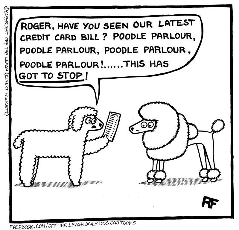 Dog Cartoons