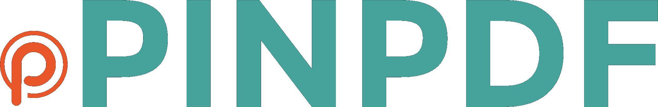 pinpdf logo