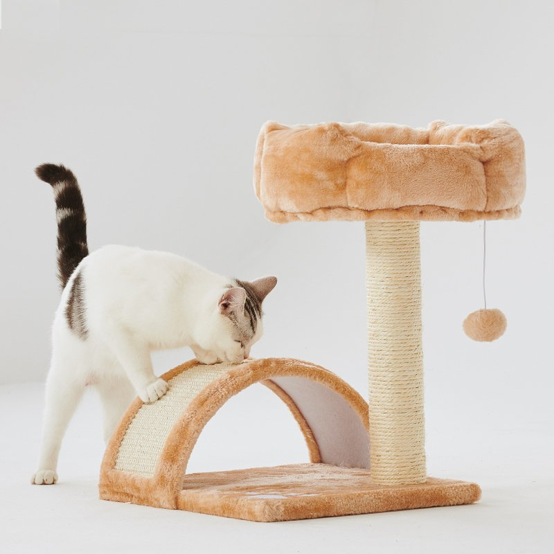 Cat toy ball cat scratch board cat scratching column cat climbing frame cat litter cat tree funny