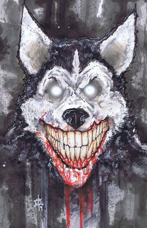 Smile Dog by ChrisOzFultonviantart on deviantART smiledog creepypasta