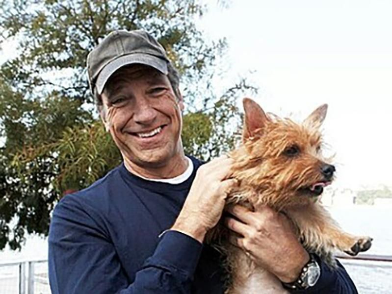 17 Facts About Mike Rowe s Awesomely Dirty Career