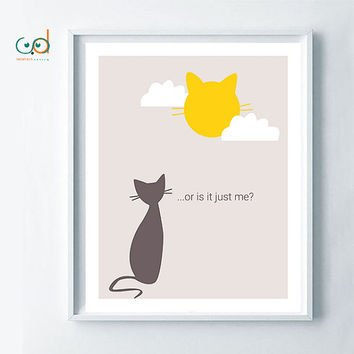 See the Incredible Funny Printable Cat Pictures