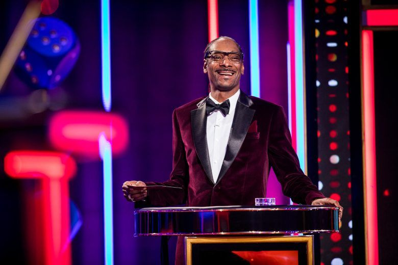 "As ""Snoop Dogg Presents The Joker s Wild"" returns the hip hop icon explains why it s now cool to be a game show host and ""diversifying your portfolio """