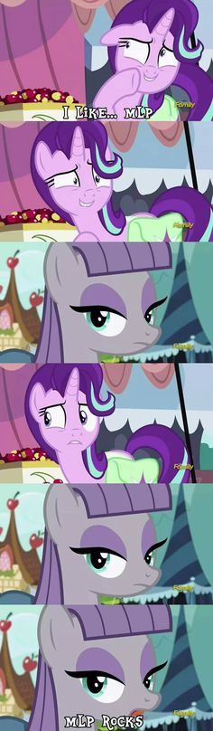 To those that are scared to confess mlp rocks and to fine someone that loves them
