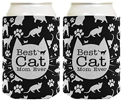 Funny Cat Gifts Best Cat Mom Ever Cat Lover Gifts Cat Memes Crazy Cat Lady Gifts