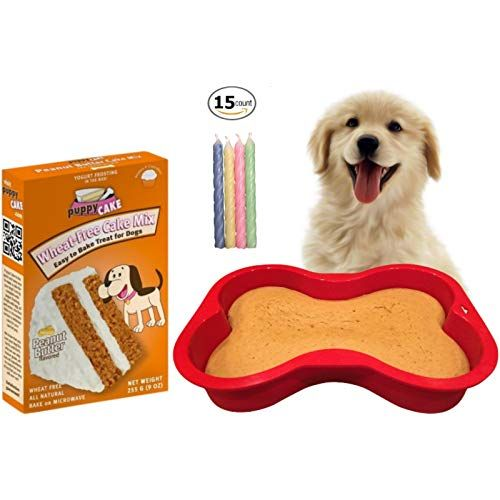 Dog Birthday Cake Kit