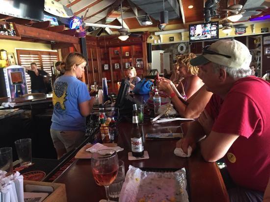 Island Dogs Bar Bar time fun