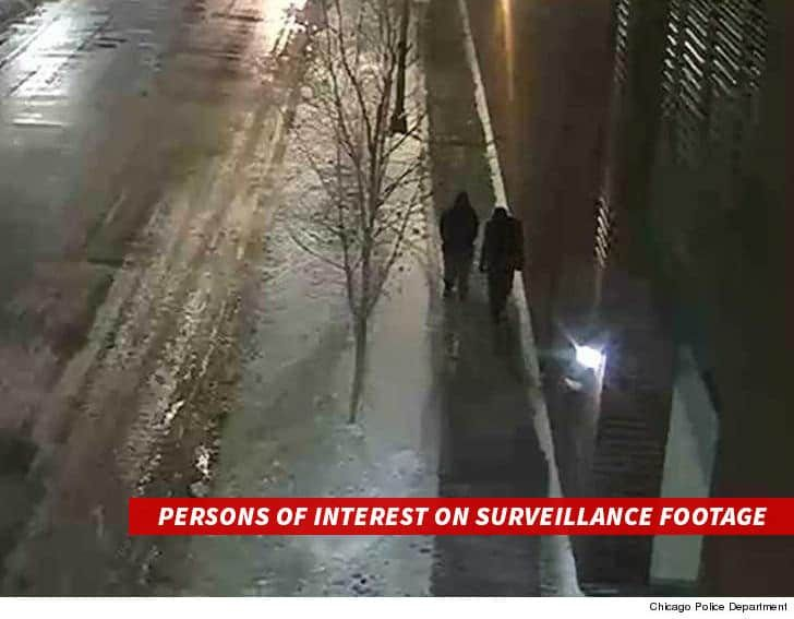 As you know Jussie has stated the men in the dark grainy image released last month are definitely his ers Police are not confirming the Osundairo