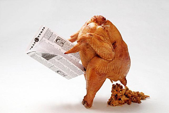 A Turkey Mess