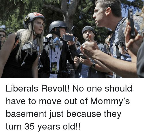 liberals revolt no one should have to move out of