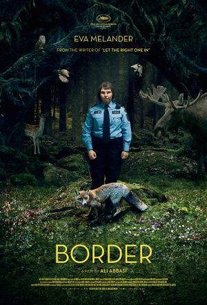 Border Gräns Poster