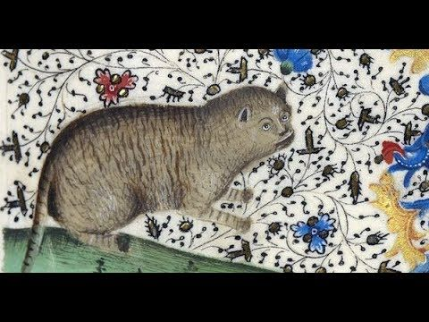 Fun fun fun Ugly Cat Art From The Middle Ages Proves They Had No Idea How To Draw Cats