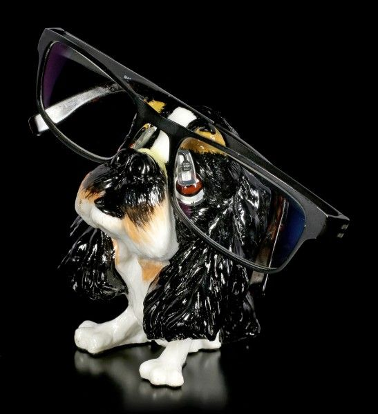 Glasses Holder Dog Cavalier King Charles Opti Paws