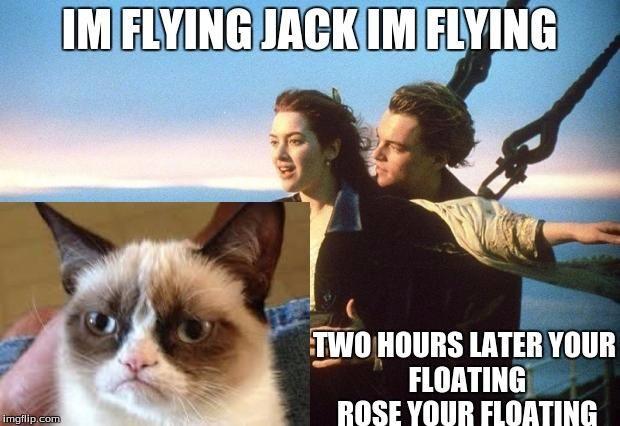 Were grumpy cat memes ever funny