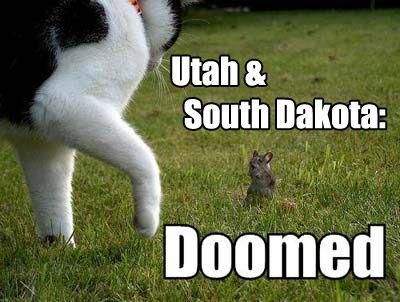doomed UT SD