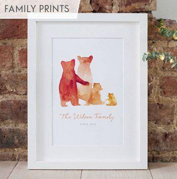 shop family prints