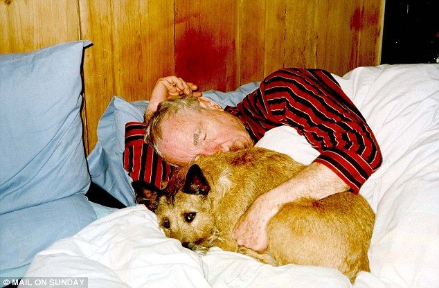 Scientists have found people who sleep with their pets actually sleep better because they feel safer