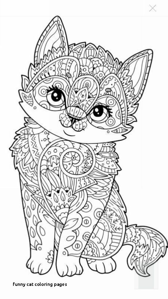 Funny Cat Coloring Pages Grumpy Cat Coloring Pages Best Best Od Dog free