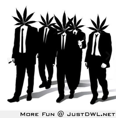 The real weed heads