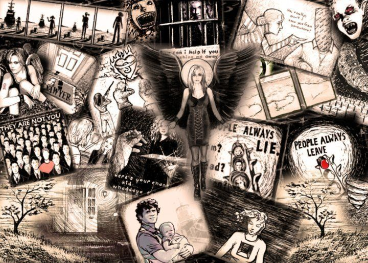 HD Wallpaper and background photos of Peyton s Art ♥ for fans of e Tree Hill images