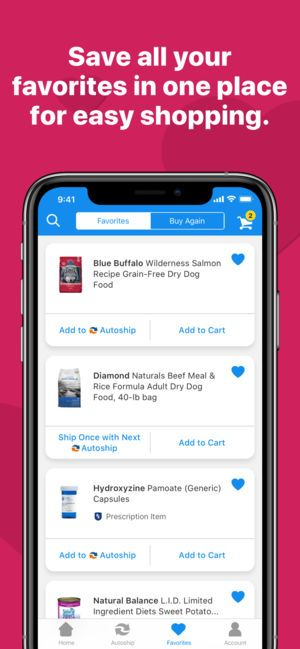 Chewy Where Pet Lovers Shop on the App Store