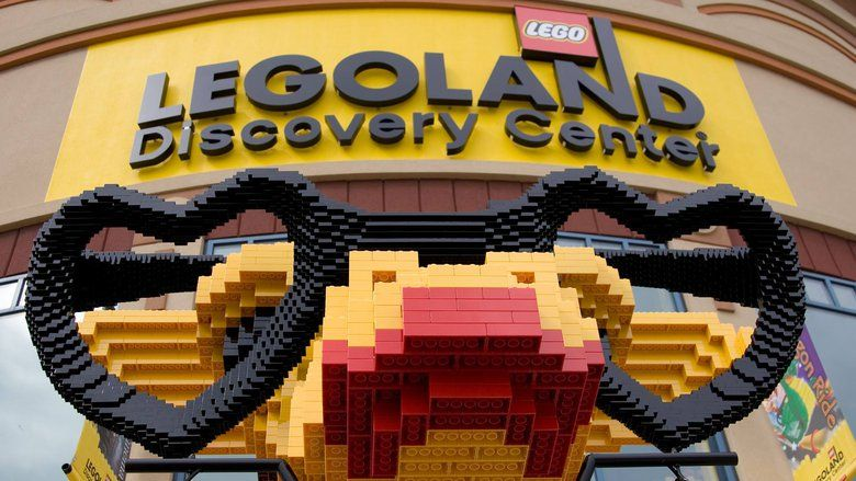 Image via Legoland Discovery Center Chicago