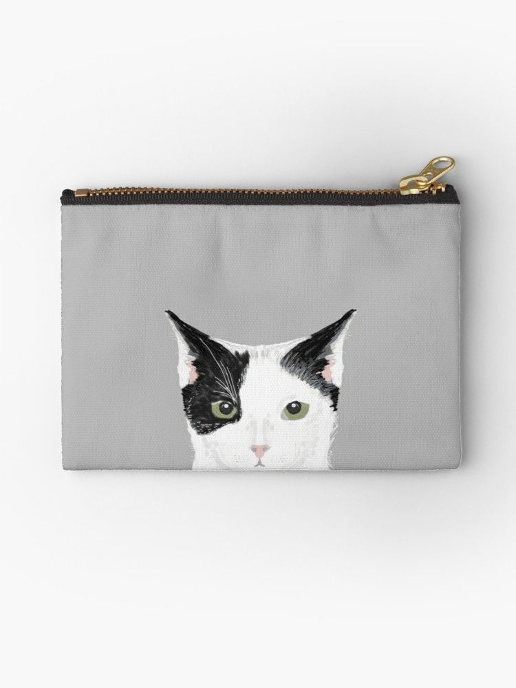 Manny Black and white cute cat t cat person cat lady funny cat meme pet portraits customizable