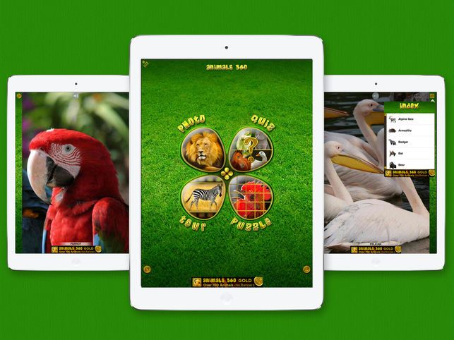 Animals 360 on the App Store