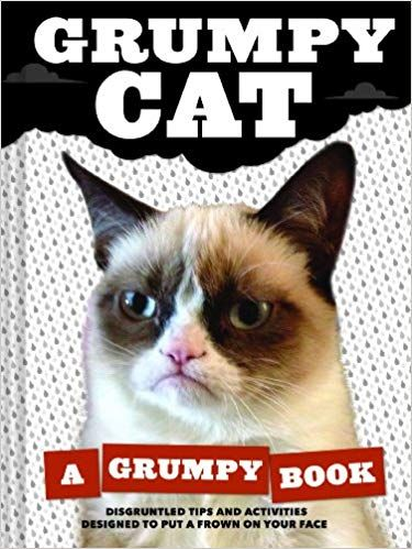 Follow the Author Grumpy Cat