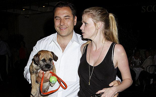 As Lara Stone splits from husband David Walliams Judith Woods on why the family dog should stay with the man who s left behind
