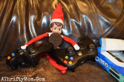 Elf The Shelf Ideas Quick and Easy Ideas for your Christmas Family Tradition of