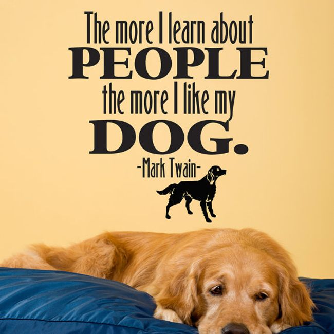 """""""A house is not a home without a dog"""""""