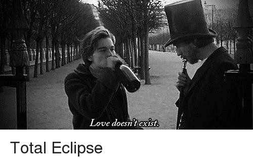 Memes Eclipse and 🤖 Love doesn exist Total Eclipse