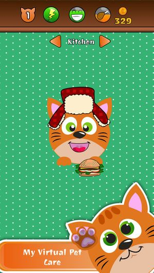 My Virtual Pet Care Baby Bear Vet Doctor 4 Girls 4