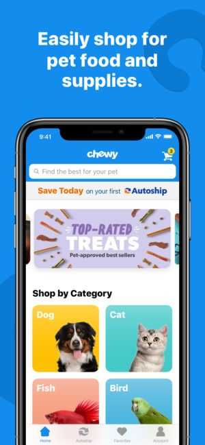 Chewy Where Pet Lovers Shop 4