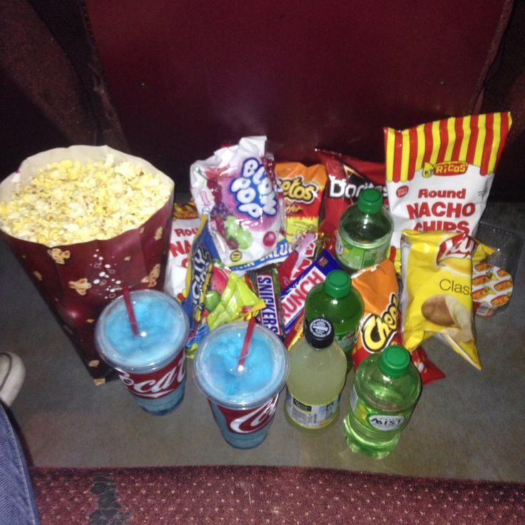 †â¥fσℓℓσω мє † Gonna do this next time for movie nights 😁😁