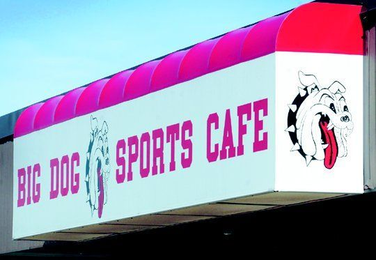 Big Dog Sports Cafe has built a dedicated clientele and has low employee turnover after 15 years in business
