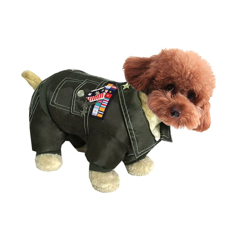 PETSOO Pet Costume Dog Clothes Funny Cat military uniform Clothes Policeman Cowboy Sailor Uniform Attire Faster Shipping PTS188 on Aliexpress