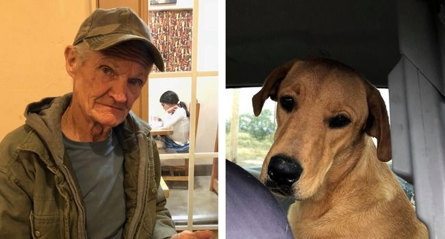 "Man forgives the dog that shot him while hunting ""He s a good"