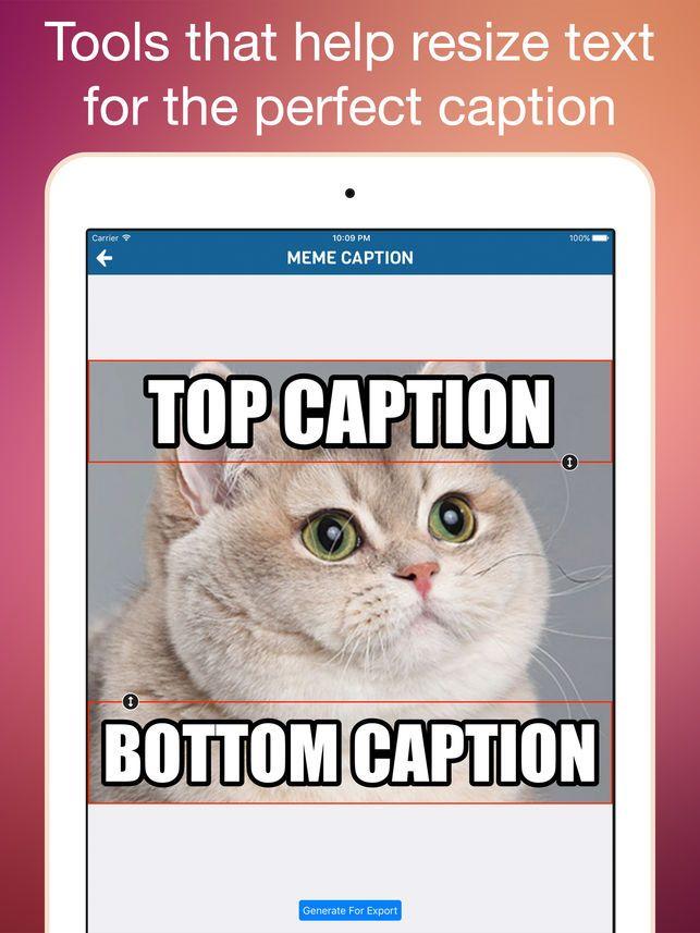 Pictophile Memes & Meme Maker on the App Store