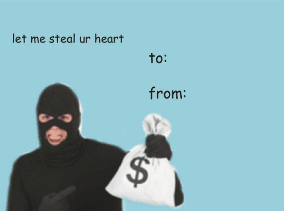 Tumblr Valentine s Day Card