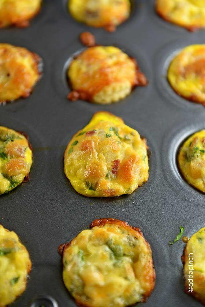 This mini quiche recipe is a go to favorite quiche recipe for breakfast brunch
