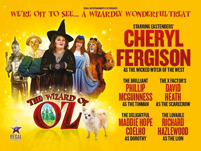 The Wizard of Oz is a firm family favourite which tells the story of young Dorothy Gale and her dog Toto as they embark on a wondrous adventure over the