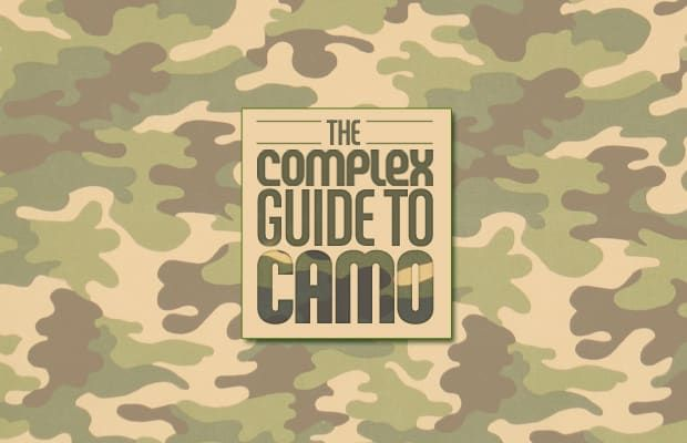 The plex Guide To Camo