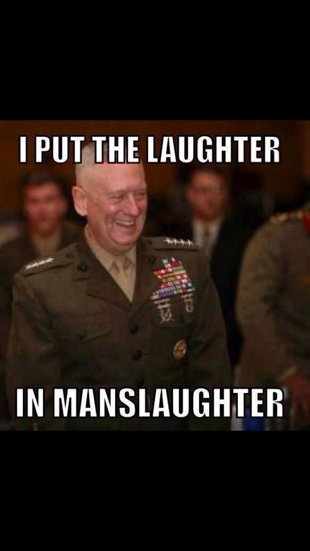 17 of the best General Mattis Memes USMC Life