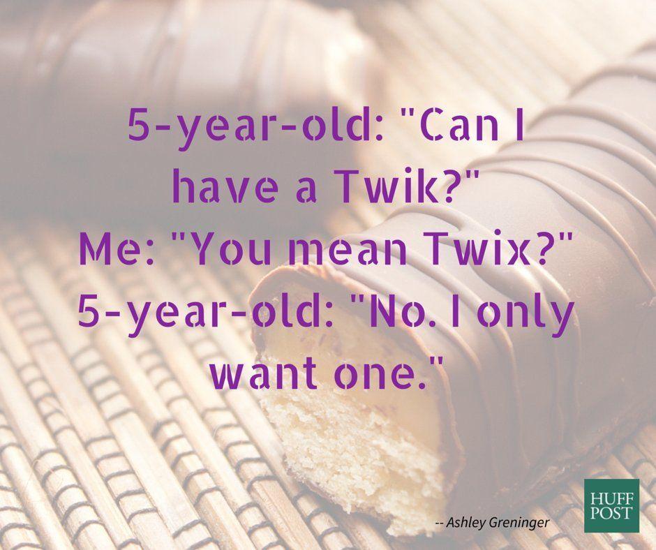 funny kid sayings