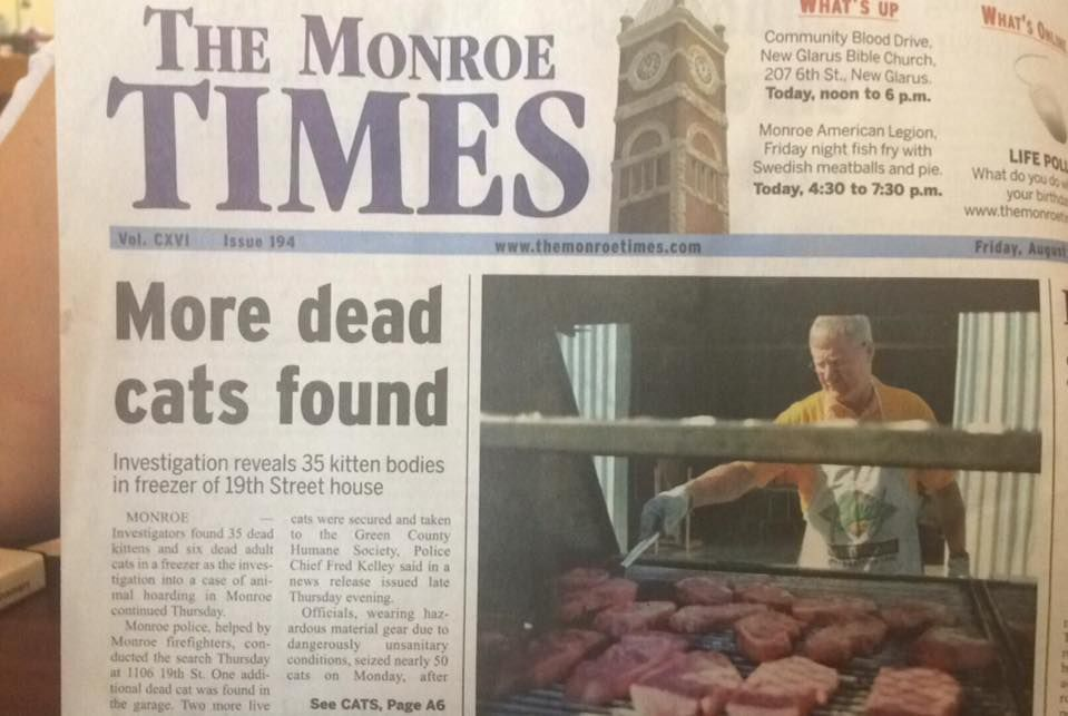 """In Today s Edition of """"Terrible Placement"""""""
